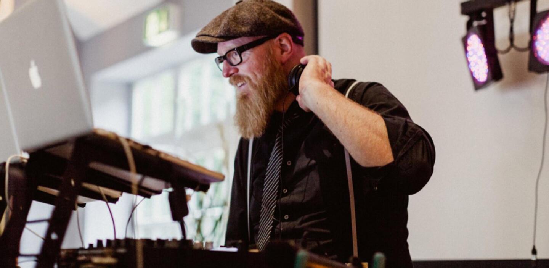 Holger Treichel ist der Musikmacher